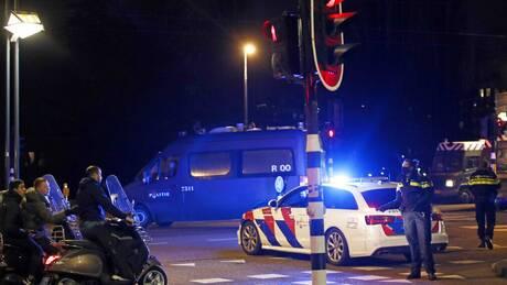 Ολλανδία: Σειρά επιθέσεων με μαχαίρι στο Άμστερνταμ - Αποκλείεται το ενδεχόμενο της τρομοκρατίας