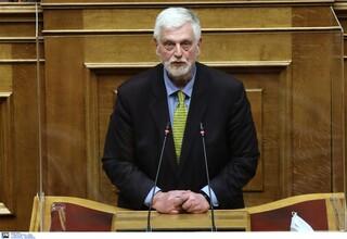 Λοβέρδος για όσα είπε στη Βουλή: Πρόκειται για φραστικό λάθος