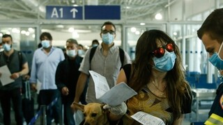 Παράταση notams: Προϋποθέσεις εισόδου στη χώρα μας και οδηγίες για πτήσεις εσωτερικού
