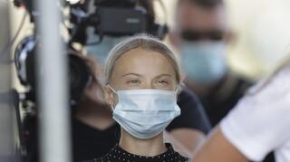 Γκρέτα Τούνμπεργκ: Κλιματική, οικολογική και υγειονομική κρίση συνδέονται μεταξύ τους