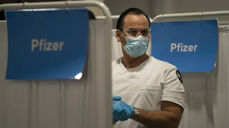 Αποτελεσματικά τα εμβόλια των Pfizer - AstraZeneca κατά την ινδικής μετάλλαξης