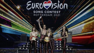 Eurovision 2021: Σάλος με την Ιταλία - Ο frontman των Maneskin κατηγορήθηκε για χρήση κοκαΐνης