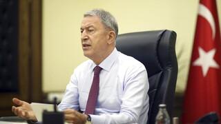 Νέες δηλώσεις Ακάρ: Κατηγορεί τώρα την Ελλάδα για επεκτατισμό