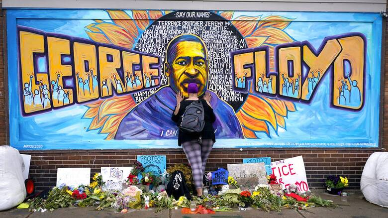 ΗΠΑ: Η Μινεάπολις τιμά τη μνήμη του Τζορτζ Φλόιντ ένα χρόνο μετά το θάνατό του