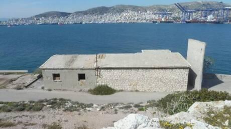 Σαλαμίνα: Κτίρια του Ναυτικού από τον Α' Παγκόσμιο Πόλεμο μετατρέπονται σε χώρο πολιτισμού