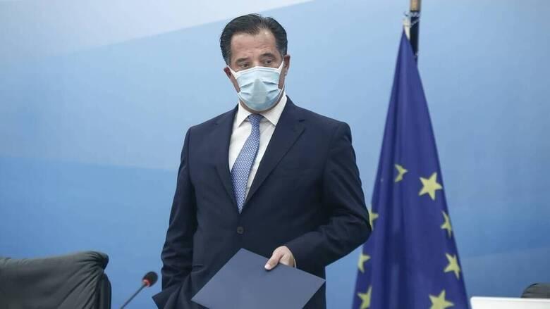 Γεωργιάδης:Aν η πανδημία ακολουθήσει πτωτική πορεία θα ζητήσουμε άνοιγμα περισσότερων δραστηριοτήτων