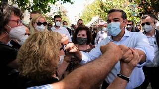 Τσίπρας: Η κυβέρνηση έχει ξεγράψει τον νομό Ηλείας και τους ανθρώπους του μόχθου από τον χάρτη