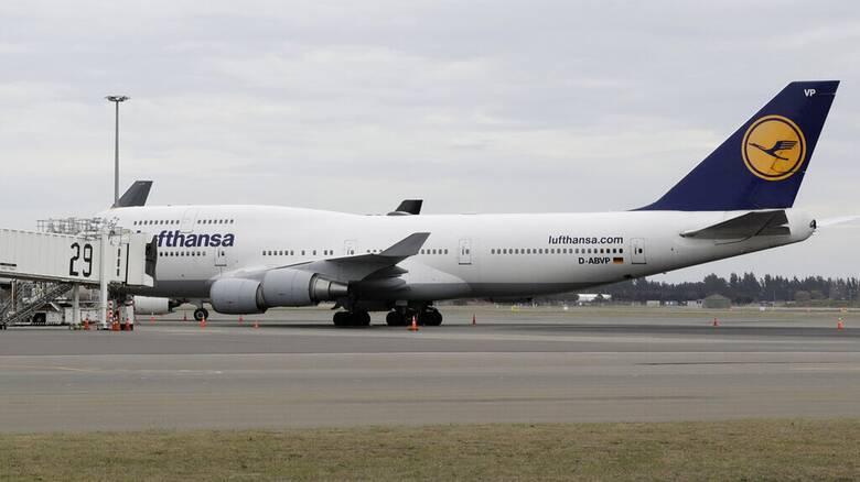 Λευκορωσία: Δεν άφησαν να απογειωθεί αεροσκάφος της Lufthansa
