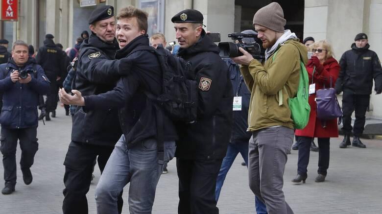 Λευκορωσία: «Θρίλερ» με την υγεία του Ρομάν Προτάσεβιτς