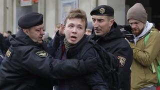 Λευκορωσία: Βίντεο με την «ομολογία» Προτάσεβιτς έδωσαν στη δημοσιότητα οι Αρχές