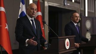 Τουρκικά ΜΜΕ: «Κλείδωσε» η συνάντηση Δένδια – Τσαβούσογλου στην Αθήνα