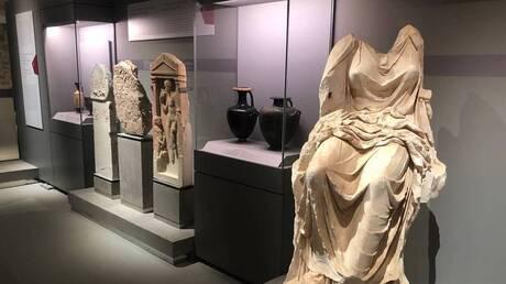Εγκαινιάστηκε το Αρχαιολογικό Μουσείο Χαλκίδας «Αρέθουσα»