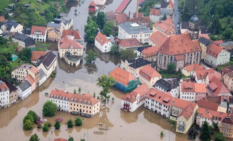Η κλιματική αλλαγή επηρεάζει την Ευρώπη
