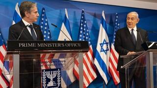 Ισραήλ - Νετανιάχου: Πολύ ισχυρή η απάντησή μας αν η Χαμάς παραβιάσει την εκεχειρία
