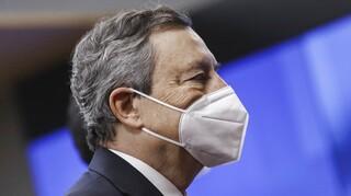 Ντράγκι: Συμβιβαστική λύση για την πατέντα στα εμβόλια επεξεργάζονται οι Βρυξέλλες