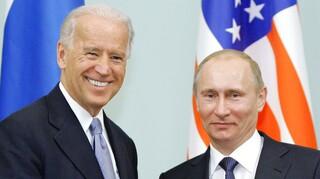 Λευκός Οίκος: Συνάντηση Μπάιντεν - Πούτιν στη Γενεύη στις 16 Ιουνίου