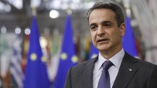 Ο «χρησμός» Μητσοτάκη για Τσαβούσογλου και το ελληνικό… σερί στις Βρυξέλλες