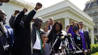 Οικογένεια Φλόιντ: Από τον Λευκό Οίκο ζήτησε μεταρρυθμίσεις για την αστυνομία