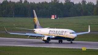 Εκτροπή αεροσκάφους: Στα χέρια της ΕΥΠ το υλικό από τις κάμερες ασφαλείας του αεροδρομίου