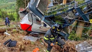 Ιταλία - Τελεφερίκ: Οι τρεις συλληφθέντες παραδέχονται τις ευθύνες τους για το δυστύχημα