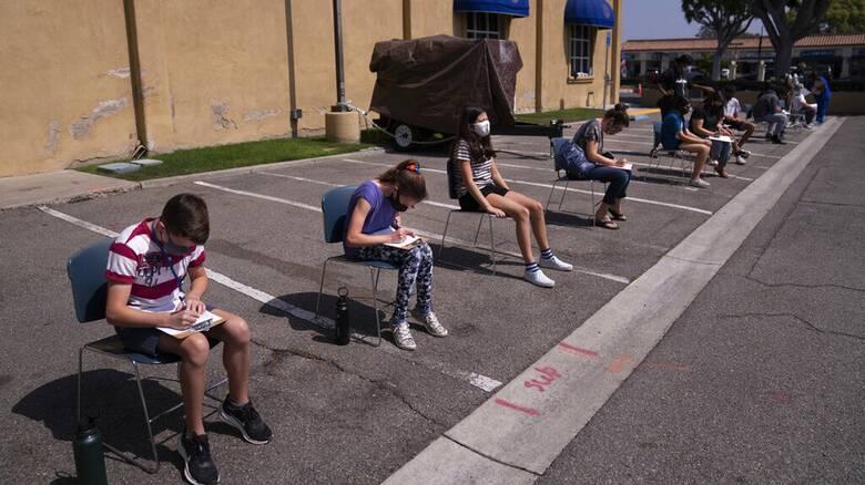 Κορωνοϊός - Γερμανική μελέτη: Τα παιδιά εκπέμπουν μικρότερο αριθμό μολυσμένων σωματιδίων