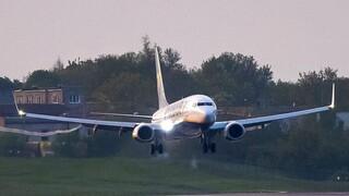 «Αεροπειρατεία Λουκασένκο»: Διαψεύδει η ΥΠΑ ότι γνώριζε για απειλή στην πτήση της Ryan Air