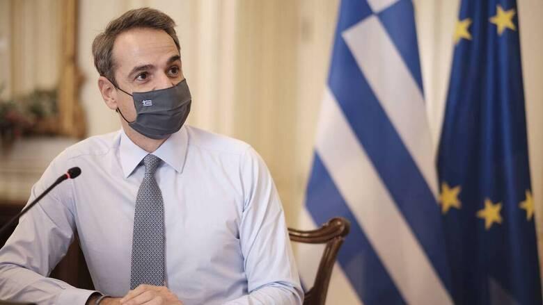 Μητσοτάκης: «Οι Έλληνες νιώθουν ότι το κράτος είναι στο ύψος των περιστάσεων»