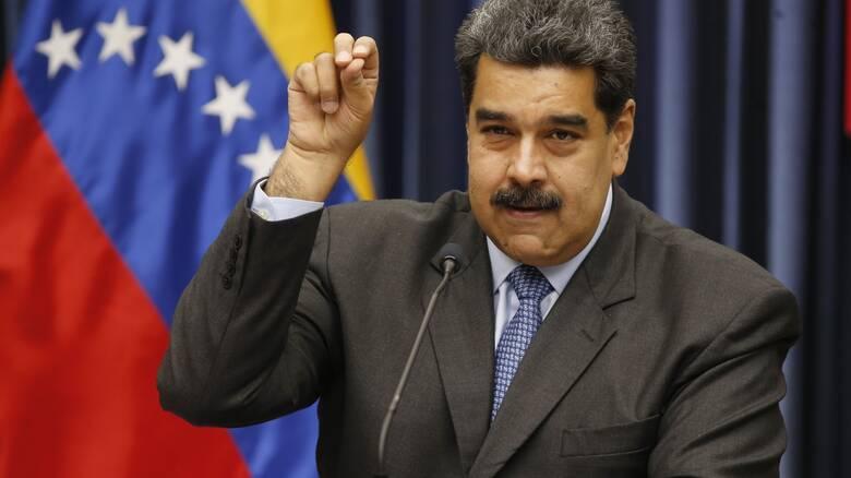 Βενεζουέλα: Οι όροι που θέτει ο Μαδούρο για να συνομιλήσει με τον Γκουαϊδό
