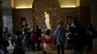 Λοράνς ντε Καρ: Για πρώτη φορά μια γυναίκα θα διευθύνει το μουσείο του Λούβρου