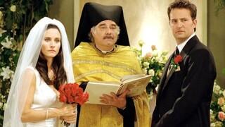 Μάθιου Πέρι - Κόρτνεϊ Κοξ: Όχι μόνο «Φιλαράκια» αλλά και ξαδέρφια οι δύο ηθοποιοί