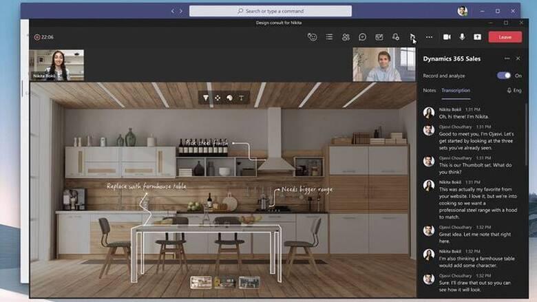 Microsoft Build: έμφαση στις εφαρμογές για το υβριδικό μοντέλο εργασίας