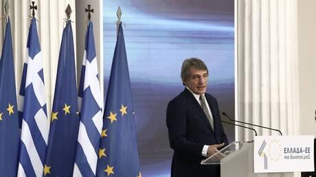 Σασολί από το Ζάππειο: Σημαντική η επιρροή της Ελλάδας στο ευρωπαϊκό εγχείρημα