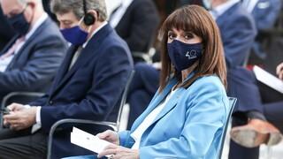 Ελλάδα - ΕΕ 40 χρόνια μαζί - Σακελλαροπούλου: Η δύναμή μας είναι στην ενότητα