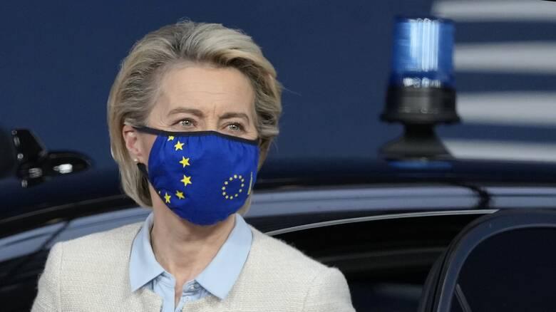 Ούρσουλα φον ντερ Λάιεν: Η ΕΕ αποκτά τεράστιο όφελος έχοντας την Ελλάδα στον πυρήνα της