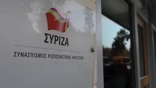 ΣΥΡΙΖΑ: Δε μας ξαφνιάζει η διχαστική ομιλία Μητσοτάκη για τα 40 χρόνια της Ελλάδας στην ΕΕ