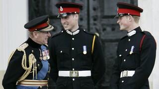 Πρίγκιπας Φίλιππος: Σε τρεις βοηθούς του άφησε μέρος της περιουσίας του