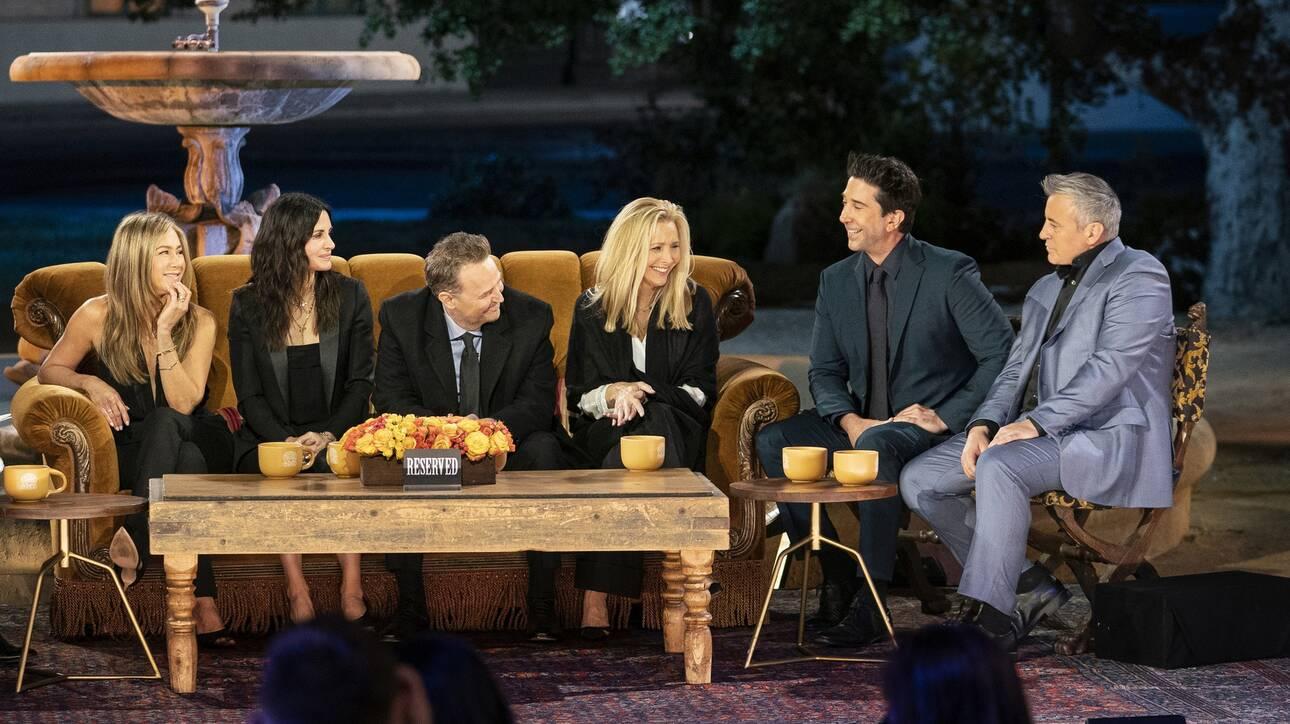 Friends Reunion: Οι αμοιβές των πρωταγωνιστών για το επεισόδιο της επανένωσης