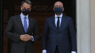 Μητσοτάκης: Ο μόνος τρόπος να υπάρξει προσέγγιση με την Άγκυρα είναι να τερματιστούν οι πρoκλήσεις