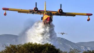 Φωτιά στη Μακρακώμη Φθιώτιδας: Άμεση επέμβαση της Πυροσβεστικής, έκλεισε η Εθνική Οδός