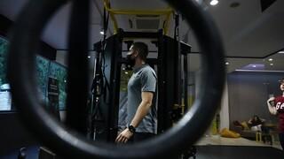 Άρση lockdown: Με self test ανοίγουν από Δευτέρα γυμναστήρια και υπαίθρια γήπεδα