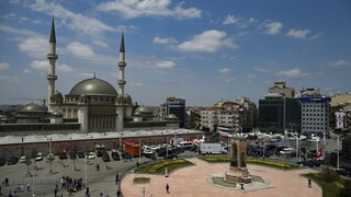 Κωνσταντινούπολη: Εμβληματικό τέμενος εγκαινίασε ο Ερντογάν στην πλατεία Ταξίμ