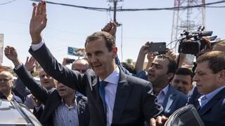 Συρία: Ακόμη επτά χρόνια προεδρίας Άσαντ με ποσοστό... 95%