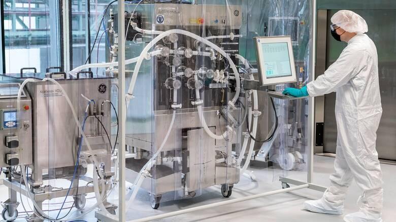 CureVac: Ενθαρρυντικά τα πρώτα αποτελέσματα της τελικής δοκιμής του εμβολίου τεχνολογίας mRNA