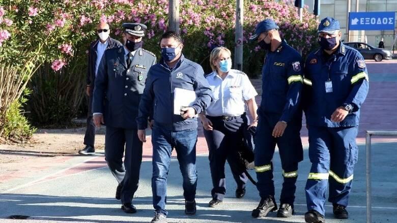 Κορωνοϊός - Χαρδαλιάς στην Κέρκυρα: Είμαστε σε κομβικό σημείο, κανένα πισωγύρισμα