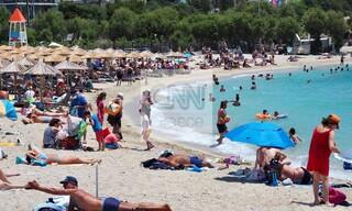 Κι από Μάη... καλοκαίρι: Σαββατιάτικη εξόρμηση στις παραλίες της Αττικής