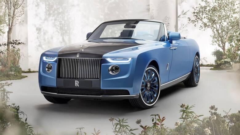 H Rolls Royce Boat Tail είναι το πιο ακριβό αυτοκίνητο του κόσμου
