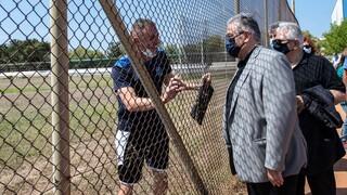 Κουτσούμπας: Εδώ και τώρα αναβάθμιση των αθλητικών εγκαταστάσεων στον Άγιο Κοσμά