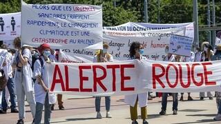 Ελβετία: Κάλεσμα γιατρών για μια παγκόσμια δράση κατά των κινδύνων που συνδέονται με το κλίμα