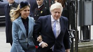 Μυστικός γάμος για τον βρετανό πρωθυπουργό Μπόρις Τζόνσον