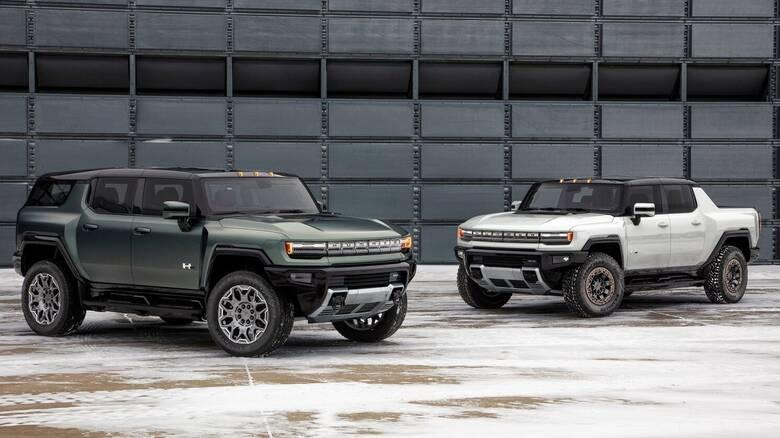 Γιατί το νέο GMC Hummer ανησυχεί τους ειδικούς για την ασφάλεια;